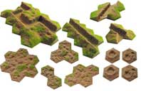 28mm trench selection