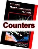 Space Dreadnought 3000 counters