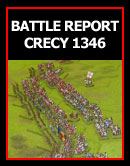 Battle of Crecy Battle report