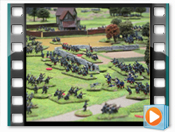 Battle of the Marnes game at Salute 2014