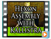 Click here to launch the Hexon assembly video