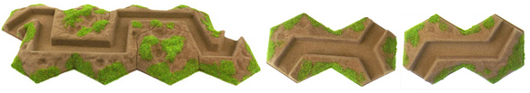 new 10-15mm trenches