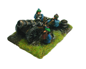 Dwarf Cannon