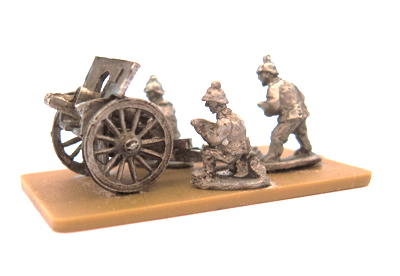 WW1-GE14 German Early War 105mm Howitzer