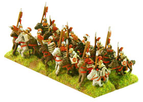 Boyars/Viteji (Irregular Cavalry) H-3001