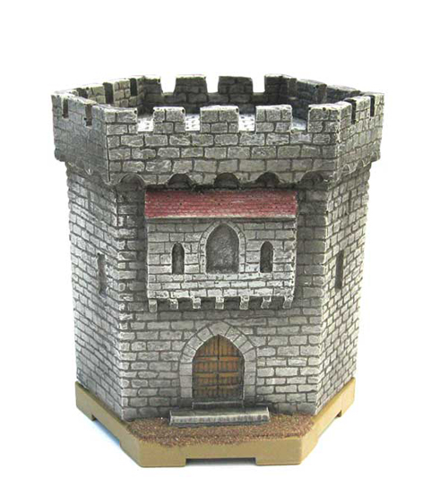 Six sided Tower / Keep