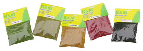 K&M Collection of Scatter Material
