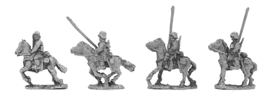WW1 Late War - German Cavalry