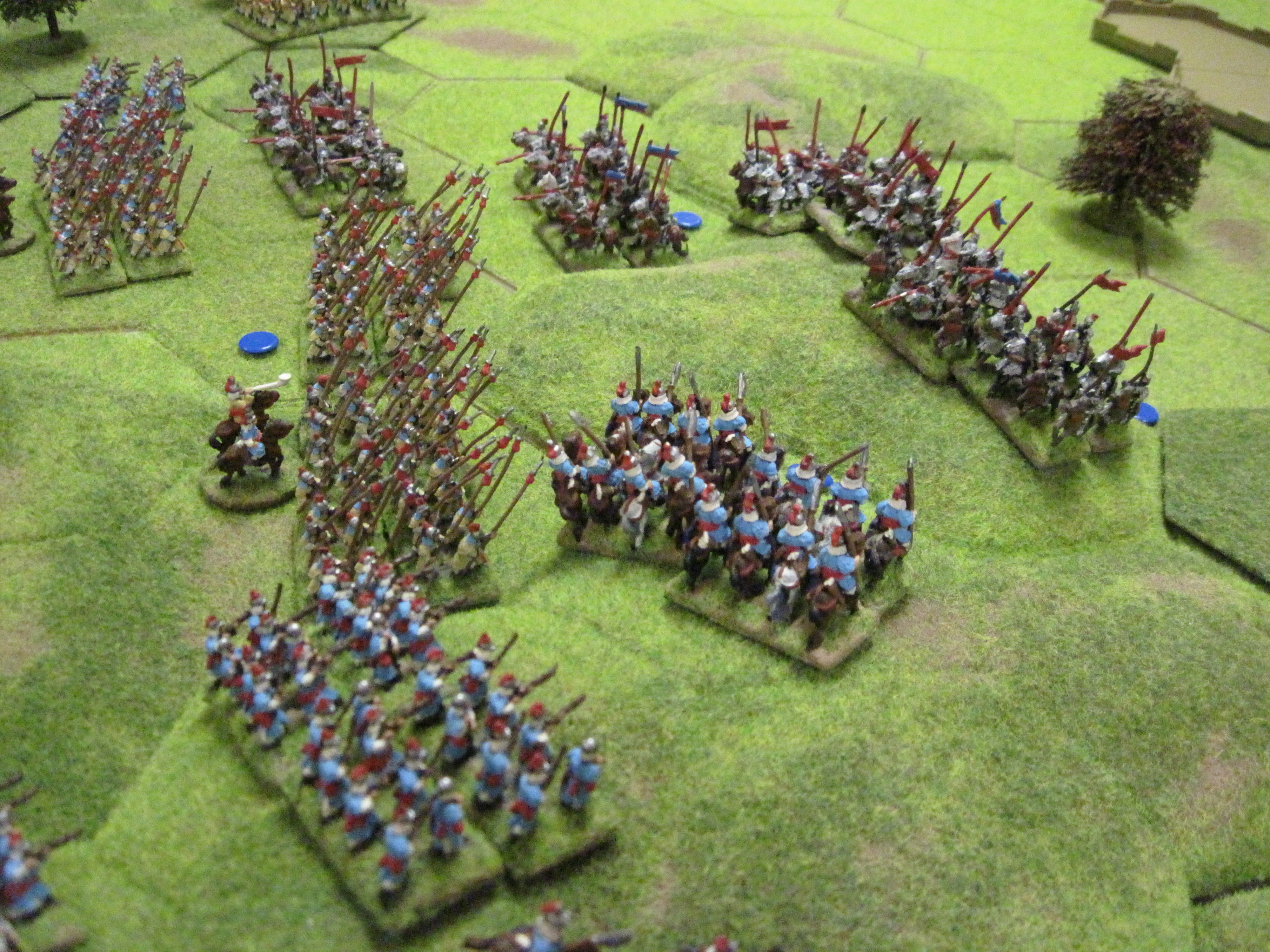 Read the full battle report on the fourm