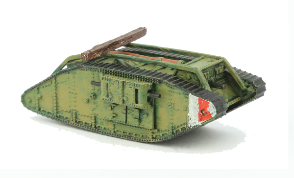 The New Addition to the WW1 Range - MkIV Female tank