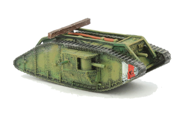 MKIV Male WW1 Tank