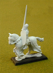 High Elf Cavalry Lancer