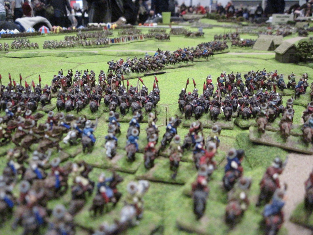 Battle of Mohi 1241 - Salute 2019