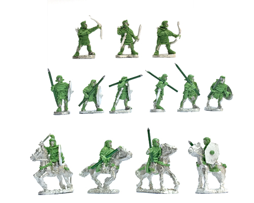 The New Hordes and Heroes Ancient Range begins!