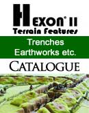 28mm, 15-10mm Trenches Catalogue