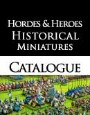 Big 10mm 12mm Historical Miniatures