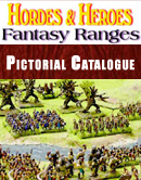 Pictorial Hordes &Heroes Fantasy Catalogue