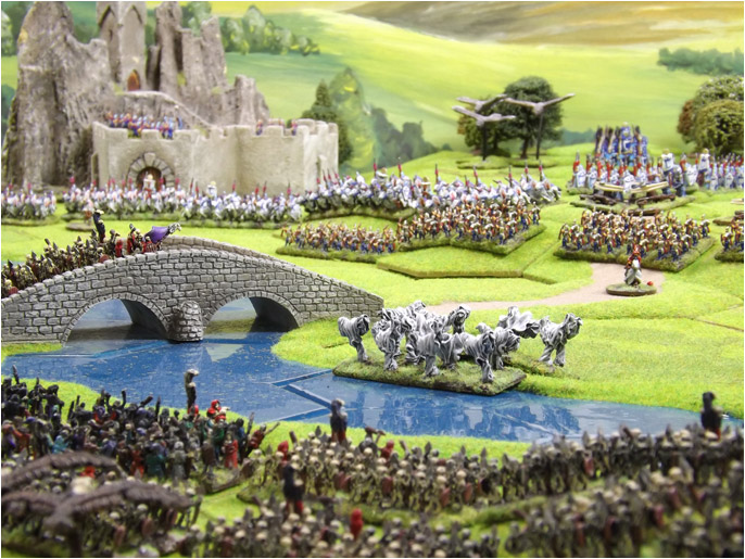 Hordes and Heroes Medieval Fantasy Battle
