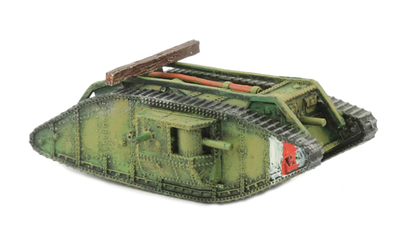 MkIV Male tank