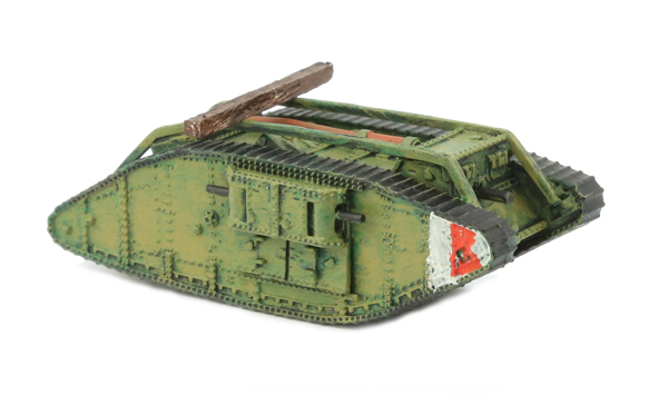 MkIV Female tank