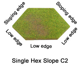 single hex slope
