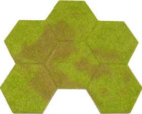 Green Earth Hexon Board