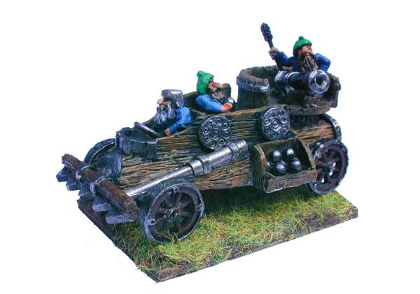 Dwarf Armoured Car