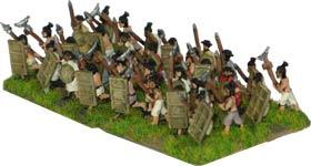 Militia (Advancing) H-7005