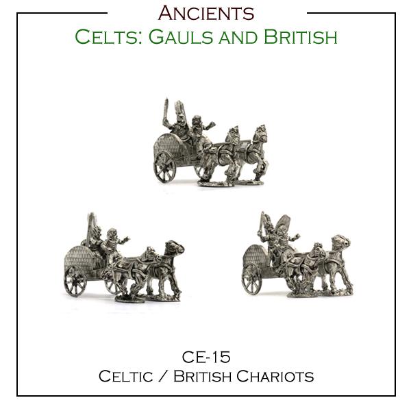 Celtic British Chariot CE-15