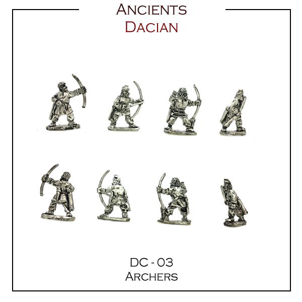 Dacian Archers DC - 03