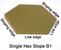 Single Slope Hexes