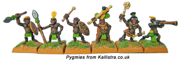 Pygmy Collection