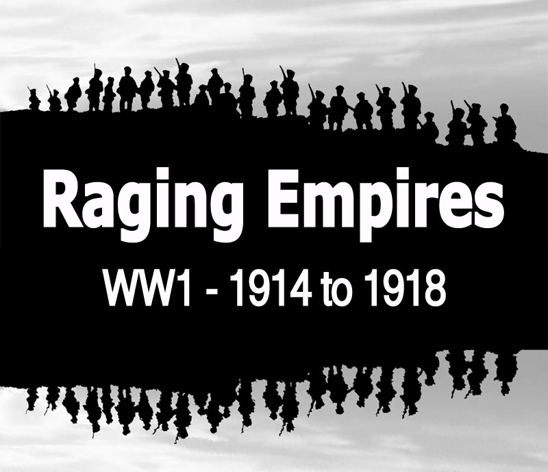 Raging Empires WW1 Fast Play Rules