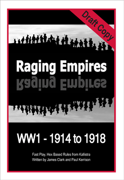 Raging Empires WW1 1914-1918 Rules