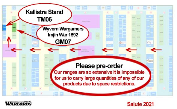 TM06 - Kallistra stand - Salute 2021