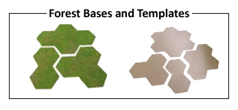 Forest Bases and Templates