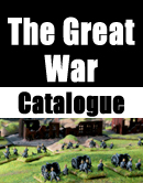 WW1 - The Great War catalogue from Kallistra