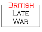 British Late War from Kallistra