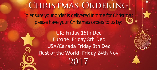 Christmas ordering